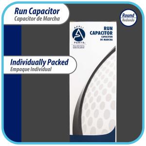 Appli Parts Relay De Arranque, Capacitor Y Termico amplificador de potencia para aire acondicionado de 1/12-10 HP y compresores de refrigeracion 110-220 Voltios 1 Ph hasta 500 porciento de torque APHS-6