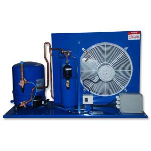Unidad Condensacion Maneurop Microcanal 2.0hp 220v/1ph/60hz R134/R404/R507 OP-HJZ022D39N Remplaza 114N3223 115F0273 115N0273