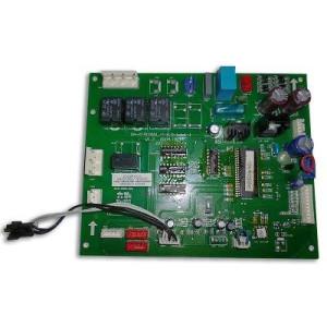 Appli Parts soporte para unidad condensadora de aire acondicionado tipo mini split hasta 150kg incluye barra transversal con nivel, pernos y gomas de fijacion APAB-3160